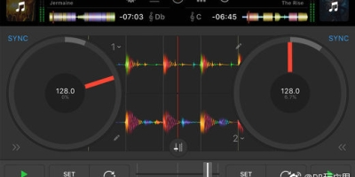 DJ工具 – djay Pro for iPhone