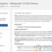 Intel® Graphics – Windows® 10 DCH Drivers v27.20.100.8853