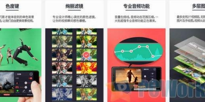 [Android]巧影 KineMaster Pro – Video Editor v4.15.8.17774