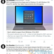 Windows 10 PC可能会在明年支持运行Android应用