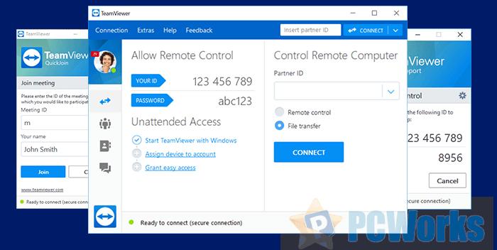 TeamViewer v15.6.7.0 – 个人版免费的远程桌面软件