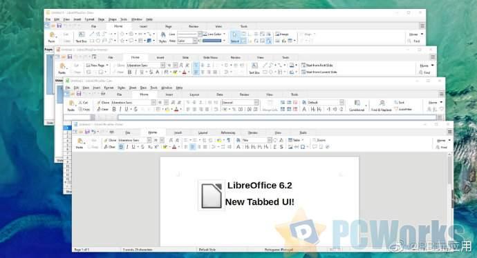 LibreOffice 6.4.5 – 免费的优质开源办公软件
