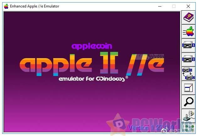 AppleWin – 苹果APPLEII最好的模板软件
