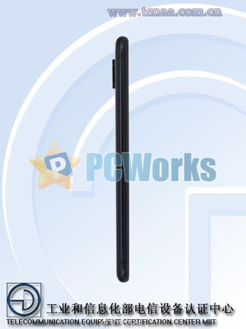 中国移动首款5G手机先行者X1工信部真机图赏