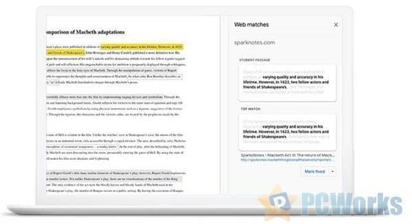 学生无法再通过网络抄作业 Google推出新工具Assignments