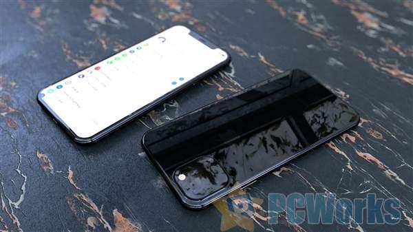 Phone 11外壳保护套曝光支持手写笔