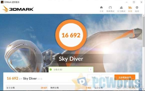 3DMark v2.11.6866 – 大名鼎鼎的基准测试软件