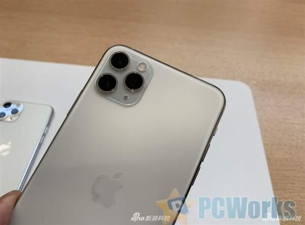 iPhone 11/11 Pro/Pro Max/iPad发布:真机图赏
