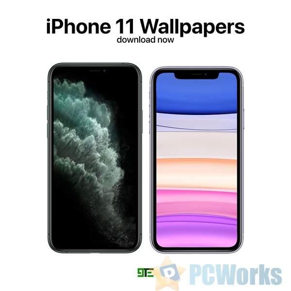 iPhone 11自带壁纸下载:一如既往的优秀