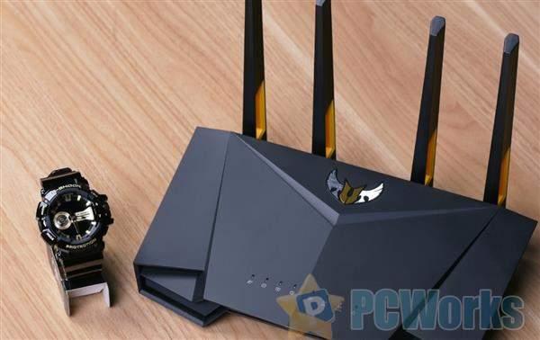 华硕多款Wi-Fi 6电竞路由开售:支持游戏加速