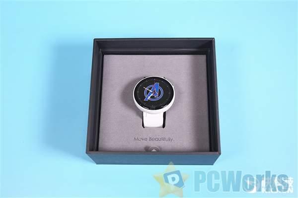 AMAZFIT智能手表2复联版图赏