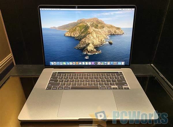 键盘升级 16英寸MacBook Pro上手跑分:18999元起值了