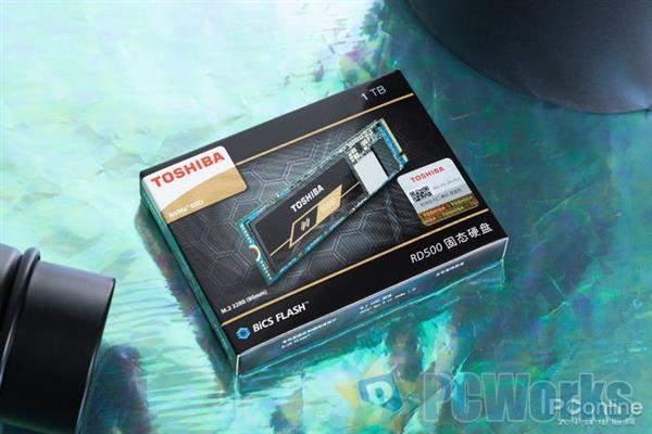东芝RD500 M.2 1TB上手:高端固态的新选择