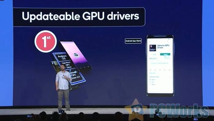 [图]让手机更像PC:高通骁龙865可独立升级GPU驱动 支持144Hz屏幕