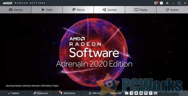 AMD显卡年度驱动曝光:名为2020版肾上腺素、新增Radeon Boost提高帧数