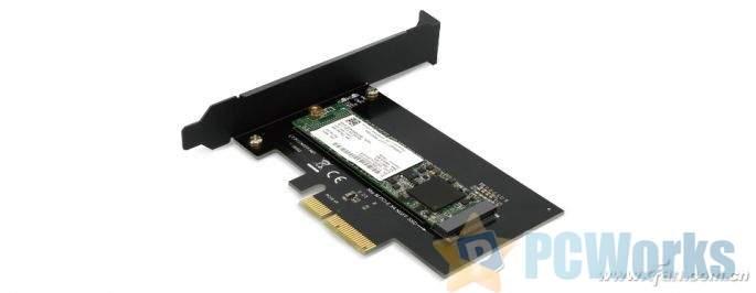 高速M.2 SSD价格好 老主板这样做也可以尝尝鲜