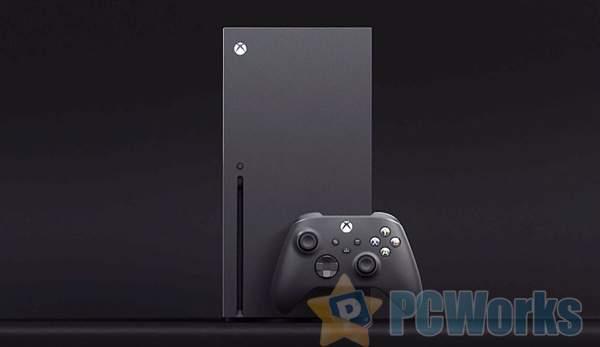 微软新一代主机定名Xbox Series X!PC机箱造型、站立式设计