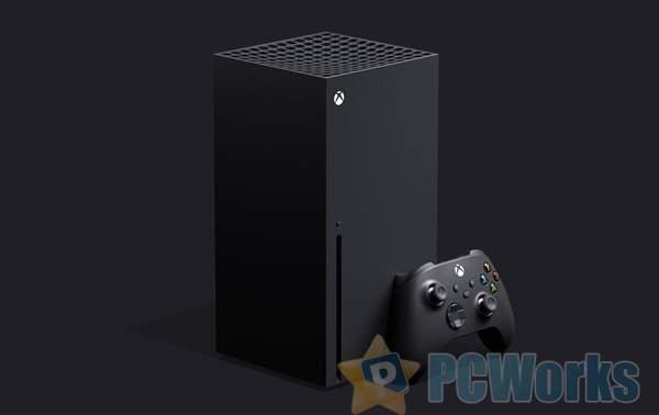 微软公布Xbox Series X:性能四倍于One X、游戏/配件向下全兼容
