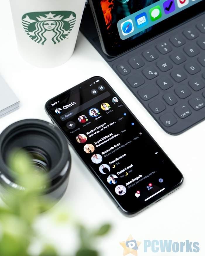 微信7.0.10版加入黑暗模式:安卓首发 iOS竟然落后了