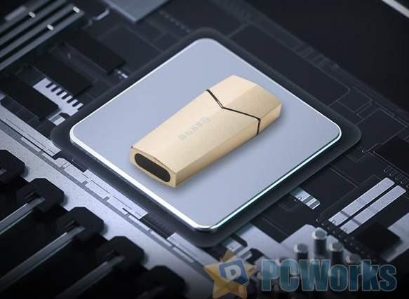 紫光S1 64GB加密U盘上架:隐形指纹识别