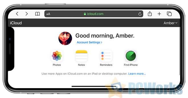 iCloud.com更新:支持Android/iOS原生移动浏览器