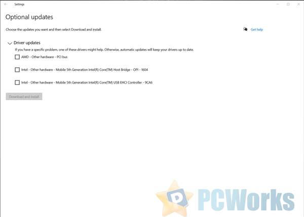 Windows 10 v2004驱动升级有变:允许自动更新