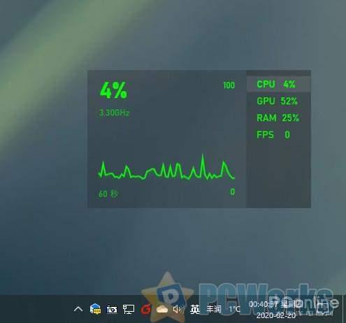 用了许久Win10浑然不觉 系统暗藏一款资源监视器