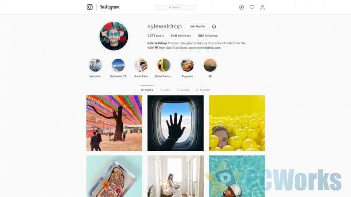 PWA版Instagram正式上架Microsoft Store