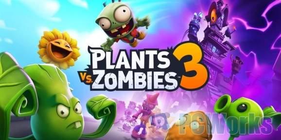 EA正统续作!《植物大战僵尸3》低调上线发行:免费+内购模式