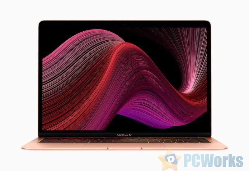 苹果推出2020款MacBook Air采用新键盘 提升存储容量