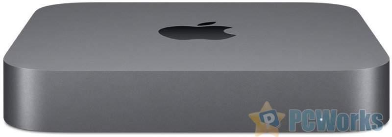 苹果更新Mac Mini 带来更丰富的存储空间组合