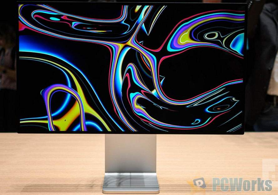 苹果Pro Display XDR屏幕更新:支持自定义参考模式
