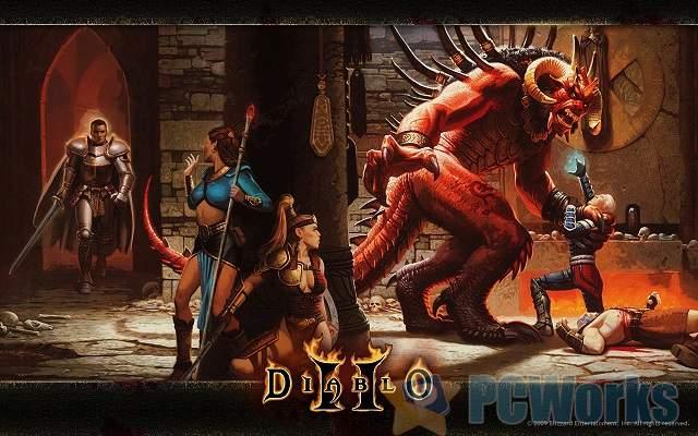 《暗黑破坏神II:复活》重制版或于今年晚些时候到来