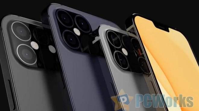 iPhone 12与iPhone 12 Pro机型阵容全面曝光