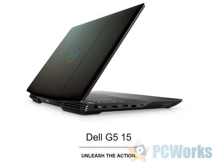 戴尔发布更新版G5和G3游戏笔电 搭载第10代英特尔处理器