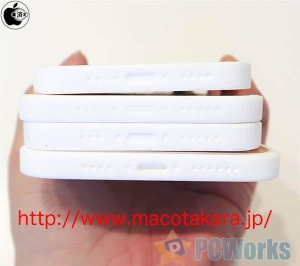 抢先上手iPhone 12全家族机模:回归iP4造型、中框变化巨大