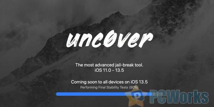 unc0ver 5.2.0越狱工具发布:可破解iOS 13.5.5 beta版本