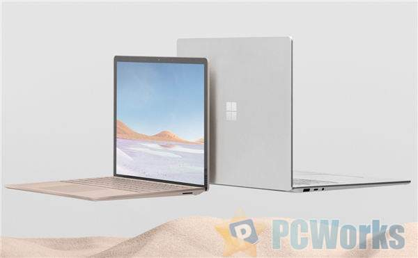 Surface Laptop 4曝光:AMD锐龙5 4500U+RX 5300M加持