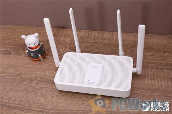 小米最便宜Wi-Fi6路由器 Redmi AX5图赏:到手价229元