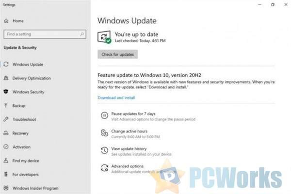 Windows 10 20H2版本发布:默认安装新版Edge