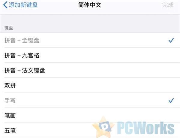 苹果终于满足用户需求:iOS/iPad OS 14原生支持五笔输入