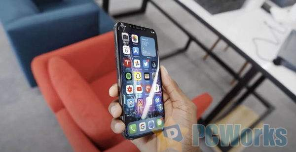 iPhone 12 模型机上手体验:模拟 iOS 14、对比旧 iPhone