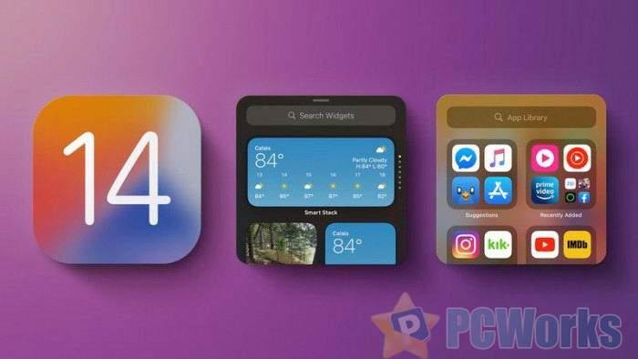 [图]初探iOS 14主屏幕体验:小部件、App Library、隐藏应用等