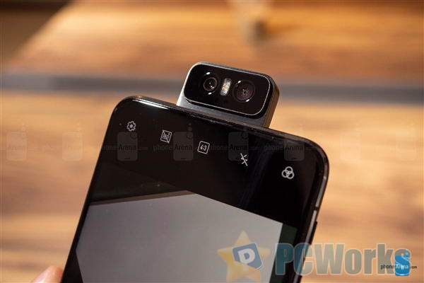 ZenFone 7或即将发布:依然采用翻转相机系统