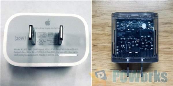 苹果20W快充头获3C认证:iPhone用户要自掏腰包购买