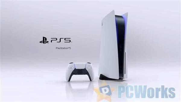 性能强悍的PS5主果然大块头:比PS4重了4斤
