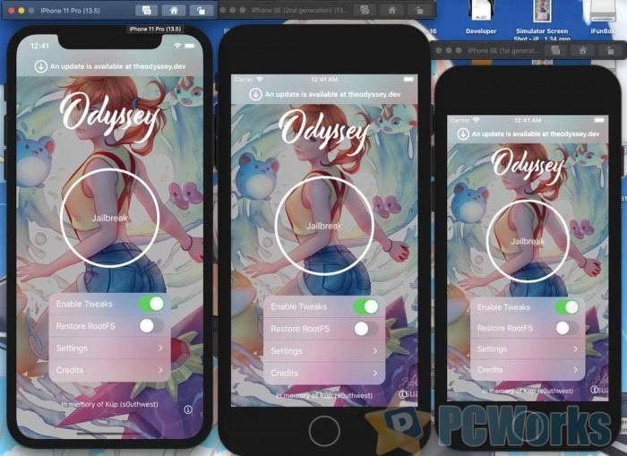 iOS 13-13.5的越狱工具发布:支持所有iPhone机型