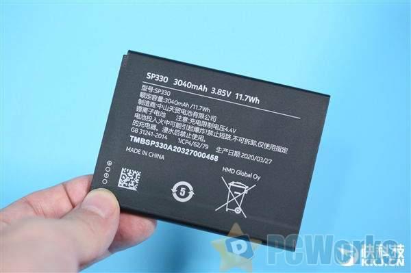 Nokia C3图赏:久违的复古风