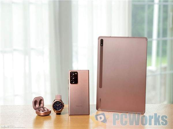 绝密:三星Note20 Ultra上手视频、高清真机美图曝光