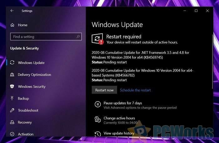 微软放出Windows 10 Build 19041.450离线下载安装包